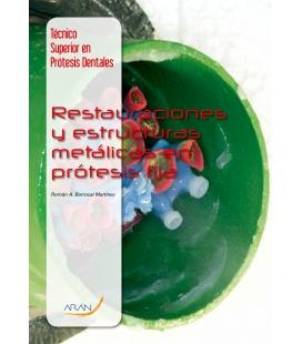 Restauraciones y Estructuras Metálicas en Prótesis Fijas