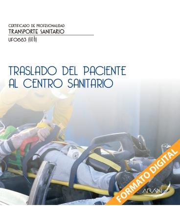 Traslado del paciente al centro sanitario