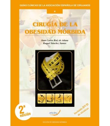 CIRUGIA OBESIDAD MORBIDA 2ª EDIC + DVD