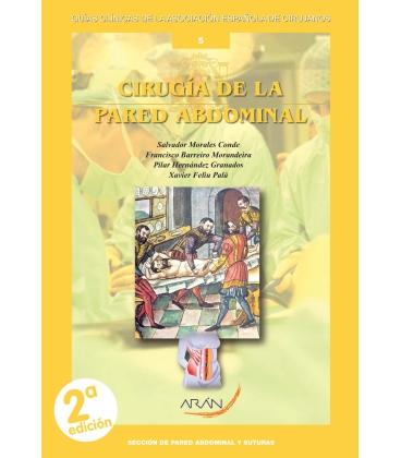 CIRUGIA DE LA PARED ABDOMINAL 2º EDICION