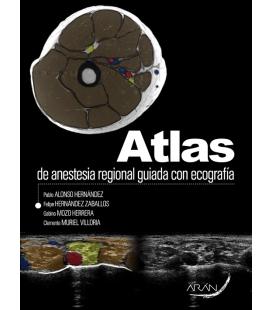 Atlas de Anest.Regional Guiada con Eco.