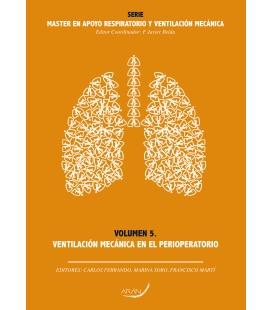 VENTILACION MECANICA PERIOPERATOR VOL 5