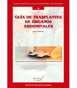 GUIA DE TRASPLANTES DE ORGANOS ABDOMINAL