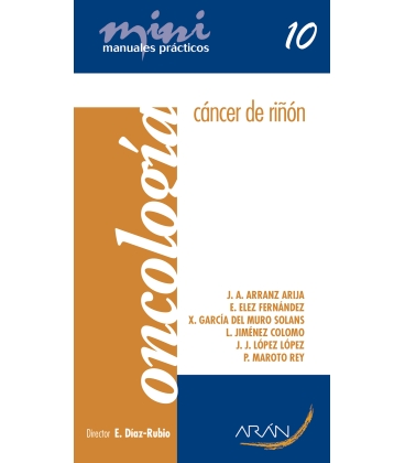 MINIMANUAL CANCER DE RIÑON- 10