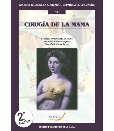 CIRUGIA DE LA MAMA - 15 2º EDICION