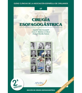 CIRUGIA ESOFAGOGASTRICA - 17 2 EDICION