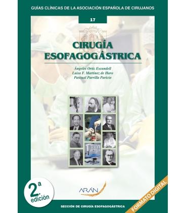 CIRUGIA ESOFAGOGASTRICA - 17 2º EDICION