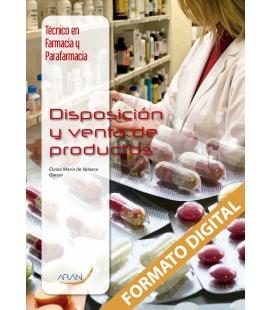 Disposición y venta de productos