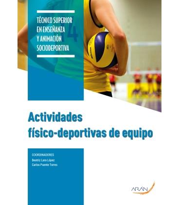 Actividades físico-deportivas de equipo