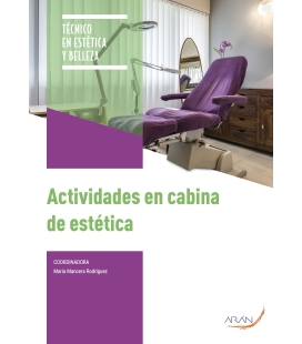 Actividades en cabina de estética