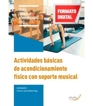 Actividades básicas de acondicionamiento físico con soporte musical