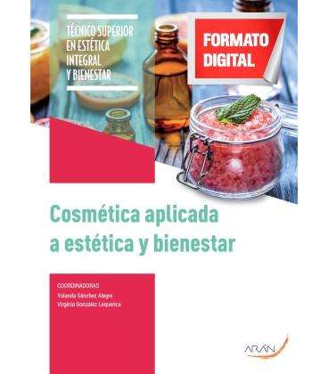 Cosmética aplicada a estética y bienestar