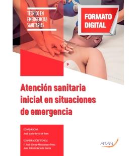 Tes Atención Sanitaria Inicial en Situaciones de Emergencia - 2º Ed.