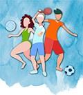 Actividades físicas y deportivas