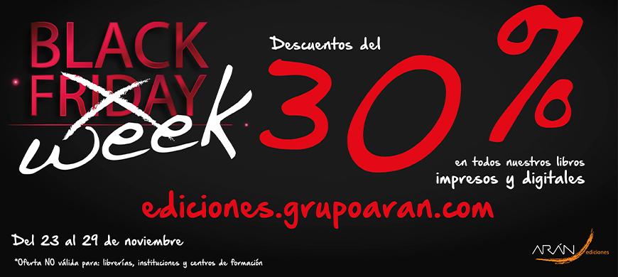 Black Friday 2020 Arán Ediciones