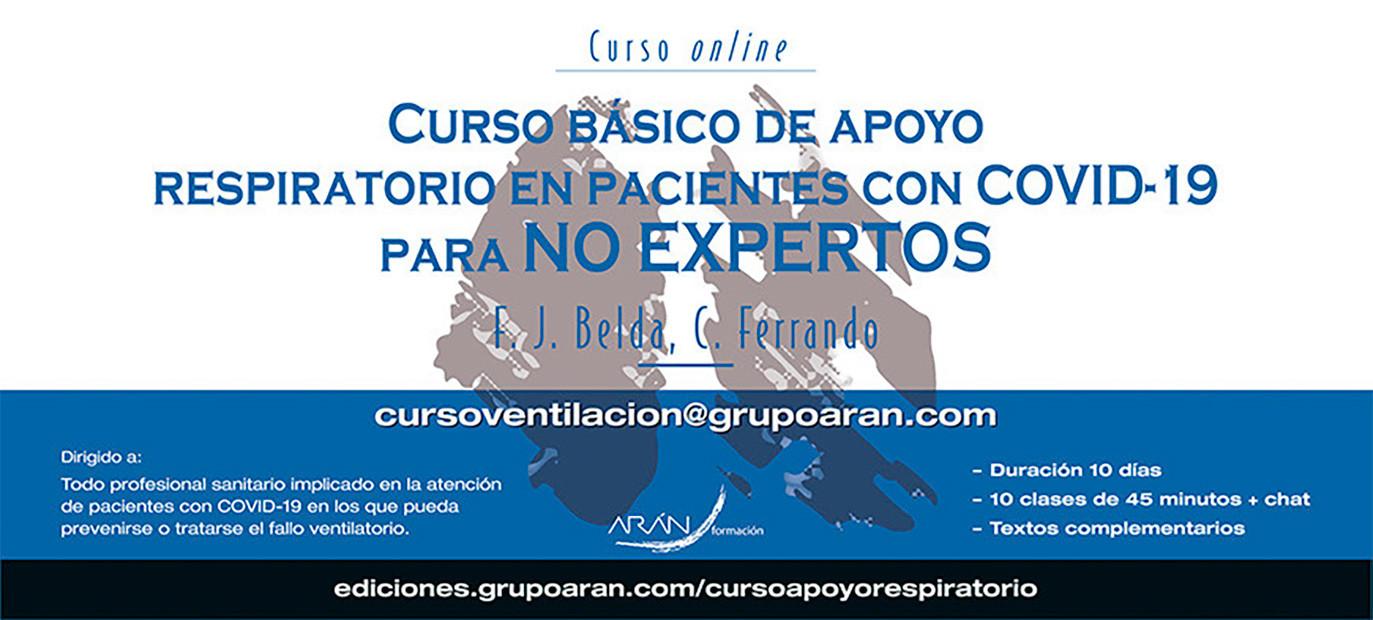 Banner Curso Ventilación